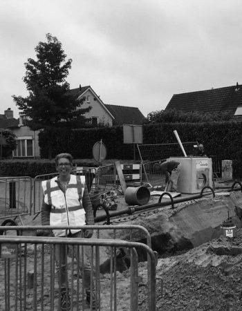 Foto Monica project Kerkstraat